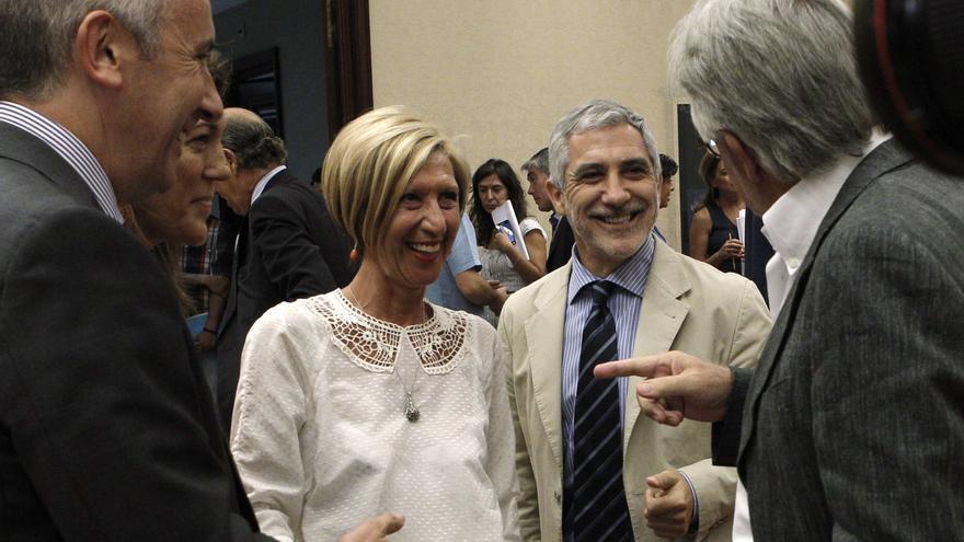 Rosa Díez apremia a Rajoy a pedir el rescate y a dejar los cálculos electorales