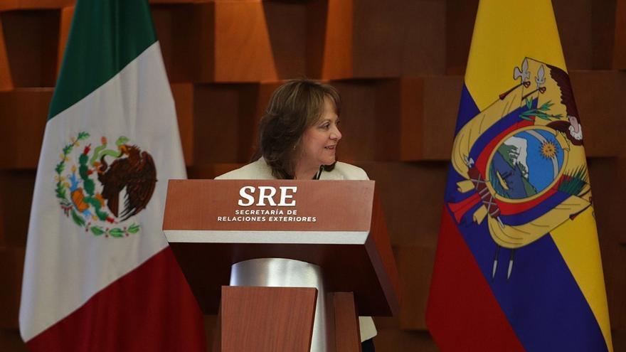 México dona a Ecuador 95.000 vacunas contra la poliomielitis
