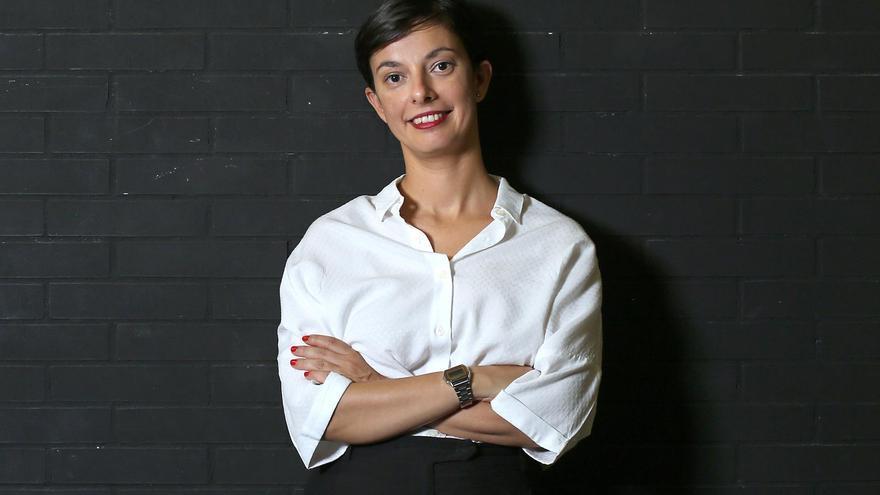 Natalia Álvarez Simó, directora artística de los Teatros del Canal