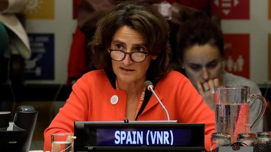 Ribera prevé presentar en septiembre la nueva Ley de Cambio Climático