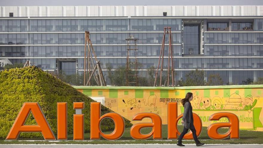 Alibaba duplica sus beneficios en el semestre hasta 4.199 millones de euros