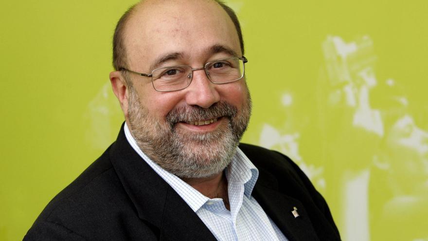 Ramon Nicolau, assesor de la Fundació APIP ACAM i secretari de la Federació Catalana de Voluntariat Social