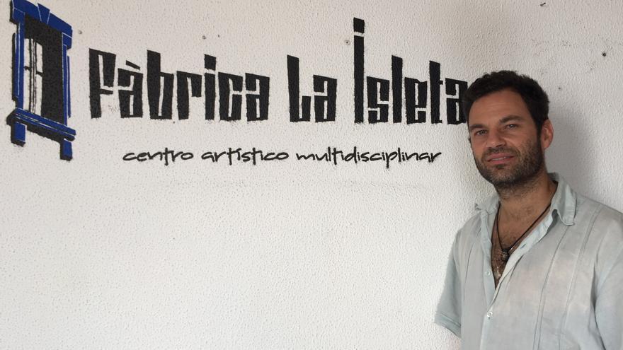 José Alberto Medina, director de Fábrica La Isleta