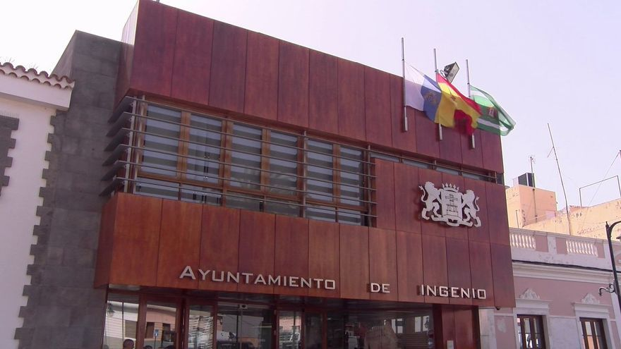 Ayuntamiento de Ingenio.