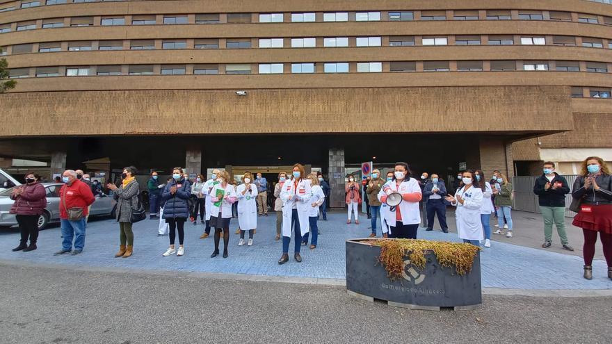 Nuevas protestas de personal sanitario para reclamar más inversión, más profesionales y más medios