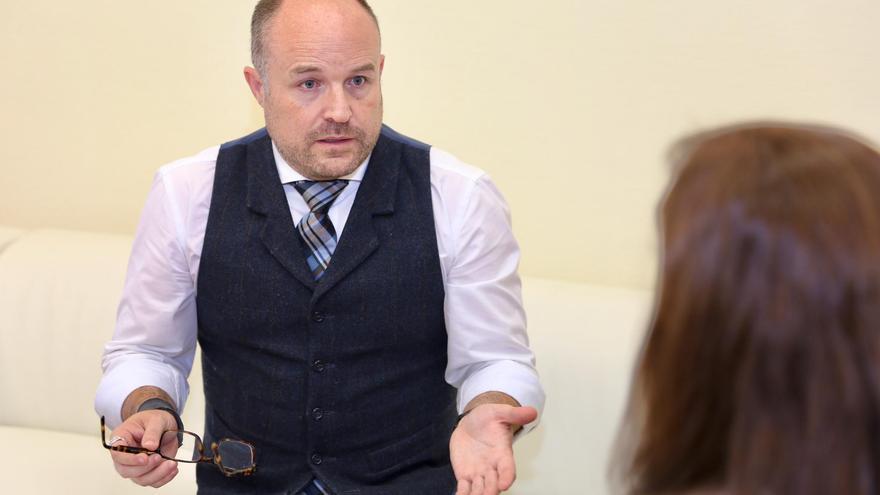 Alejandro Ruiz, secretario de Organización de Ciudadanos Castilla-La Mancha