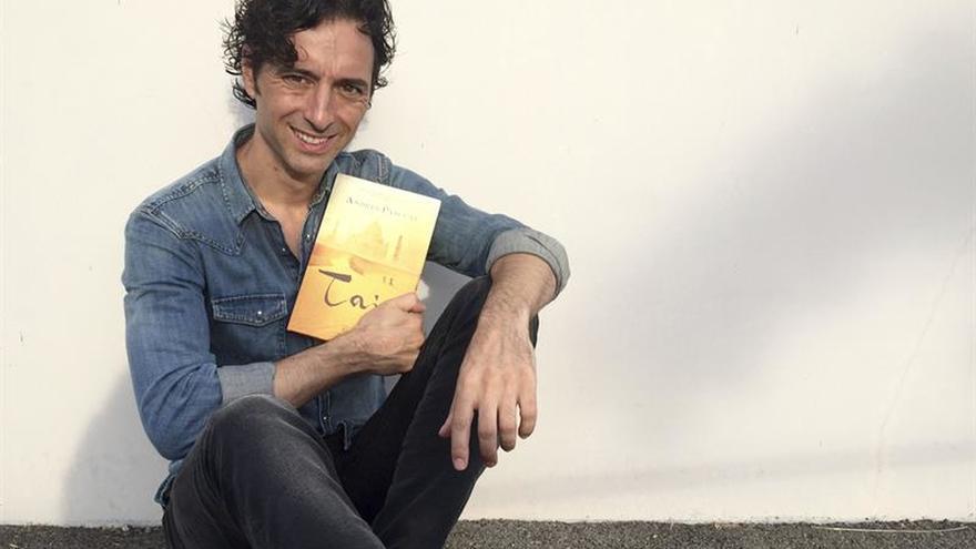 """Pascual propone en """"Taj"""" una rigurosa novela histórica con ritmo de thriller"""