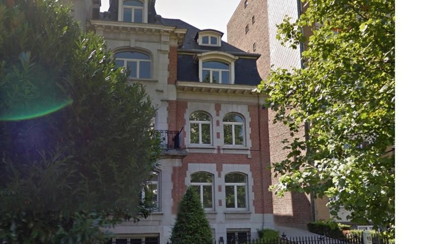 Oficina de la Junta de Castilla y León en Bruselas.