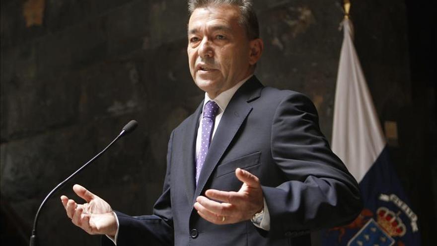 Paulino Rivero avisa de que Canarias puede ser un problema de Estado