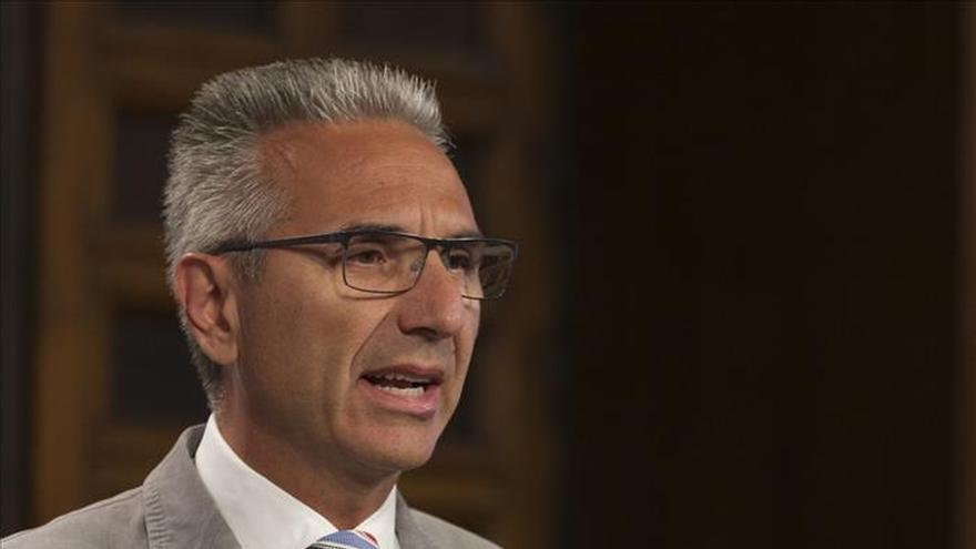 Miguel Ángel Vázquez, portavoz del Gobierno de Andalucía