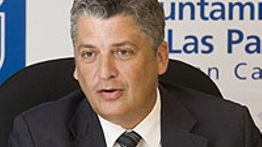Néstor Hernández, concejal de Urbanismo de LPGC.