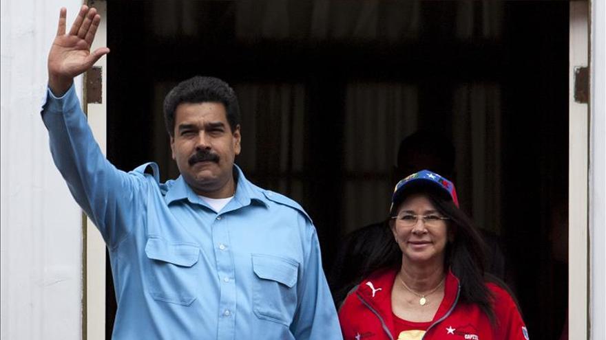 La primera dama de Venezuela, la nueva cara del chavismo en la televisión