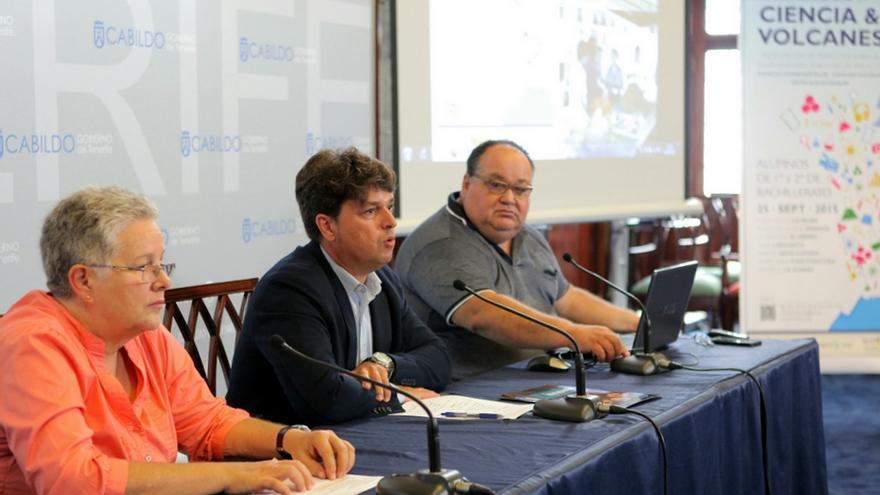 Presentación de la Feria de la Ciencia y los Volcanes / Cabildo de Tenerife