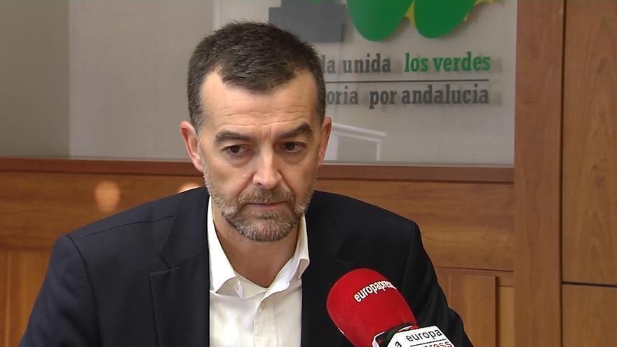 """Maíllo cree que el discurso de Susana Díaz es un """"lamento sin propuestas"""" para los problemas de Andalucía"""