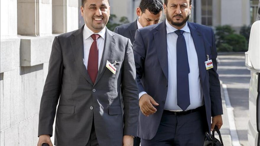 """Firmado un acuerdo de """"principios"""" entre los dos Parlamentos libios en Túnez"""