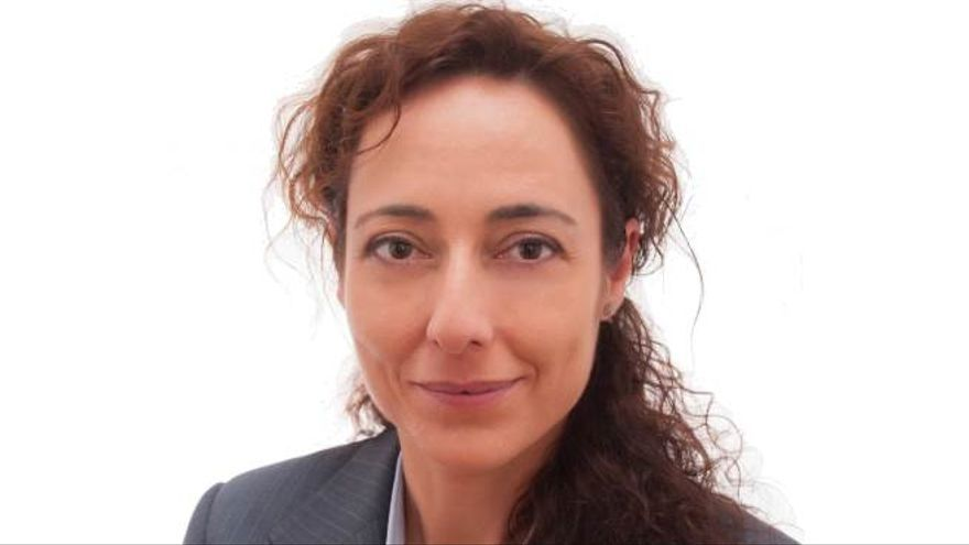 Sandra Julià, diputada de Ciudadanos