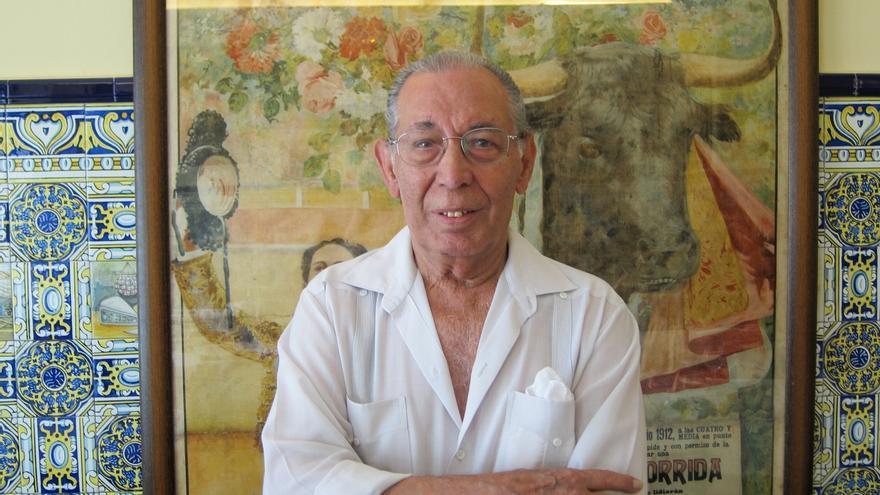 Los Premios García Caparrós reconocen la trayectoria de Salvador Távora en su tercera edición