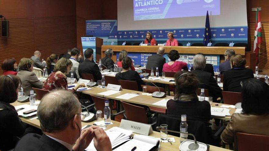 El Arco Atlántico pide el reconocimiento como macrorregión europea