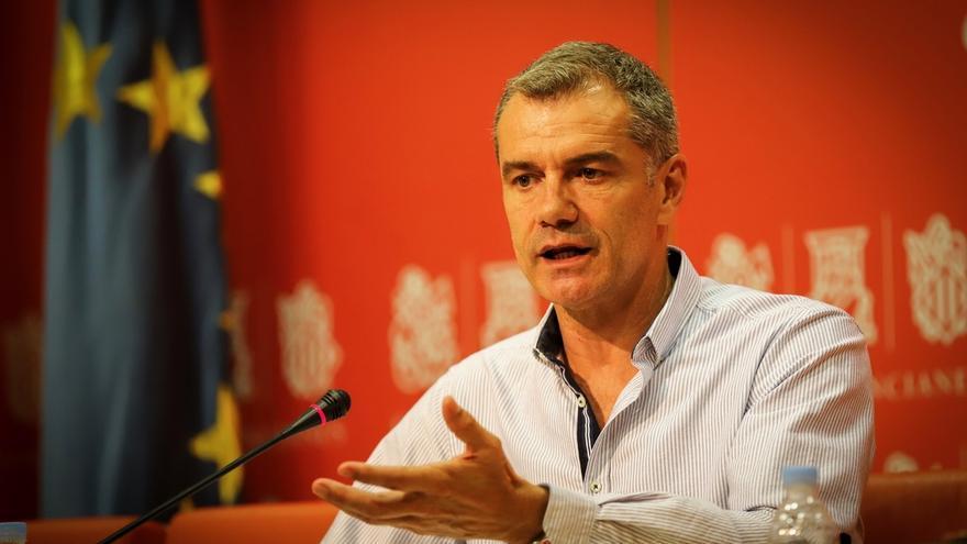 """Cantó (Cs) exige por carta a Sánchez que desbloquee fondos """"de una vez por todas"""" ante la """"fragilidad"""" del Botànic"""