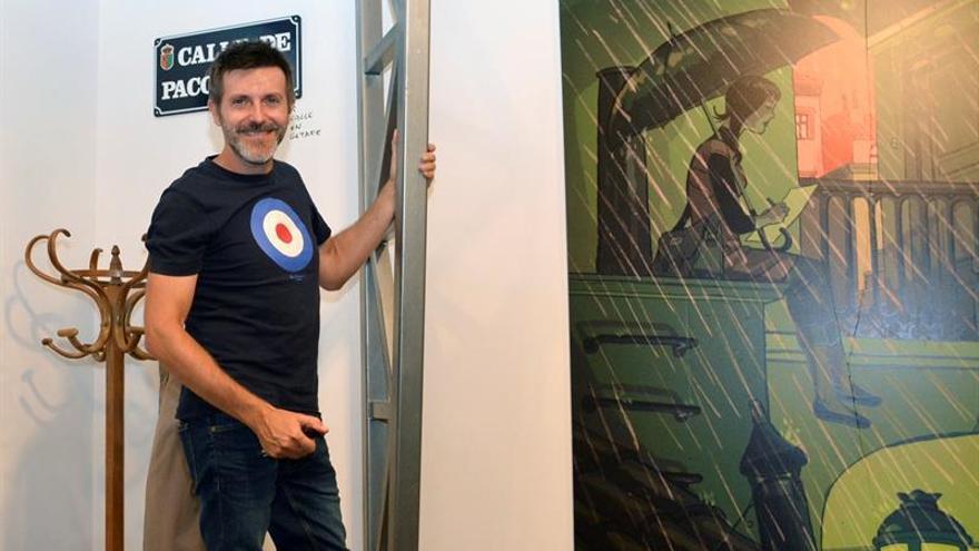 Paco Roca y David Rubín, invitados del Expocómic 2016 que se inaugura mañana