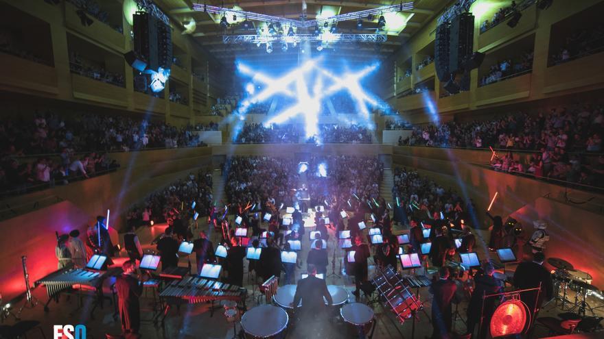 La Film Symphony Orchestra actuará en el Palacio de Deportes de Santander.