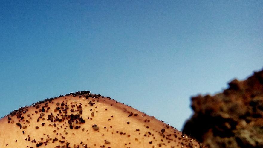 Ruta de los volcanes.