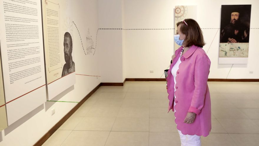 España y Costa Rica inauguran una muestra sobre la travesía de Magallanes y Elcano