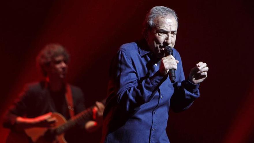 José Luis Perales ofrecerá un concierto en Madrid el 28 de junio