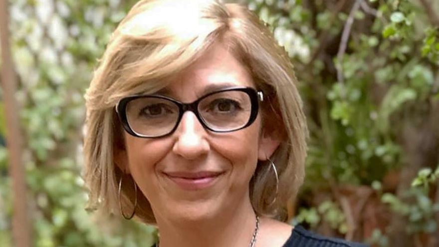 La escritora y lingüista Christina Dalcher