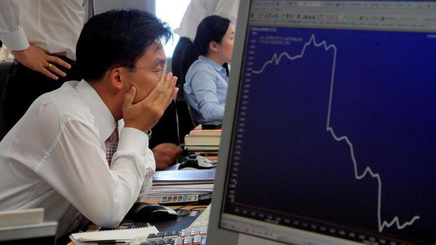 El IPC surcoreano avanza un 1,3 por ciento en noviembre