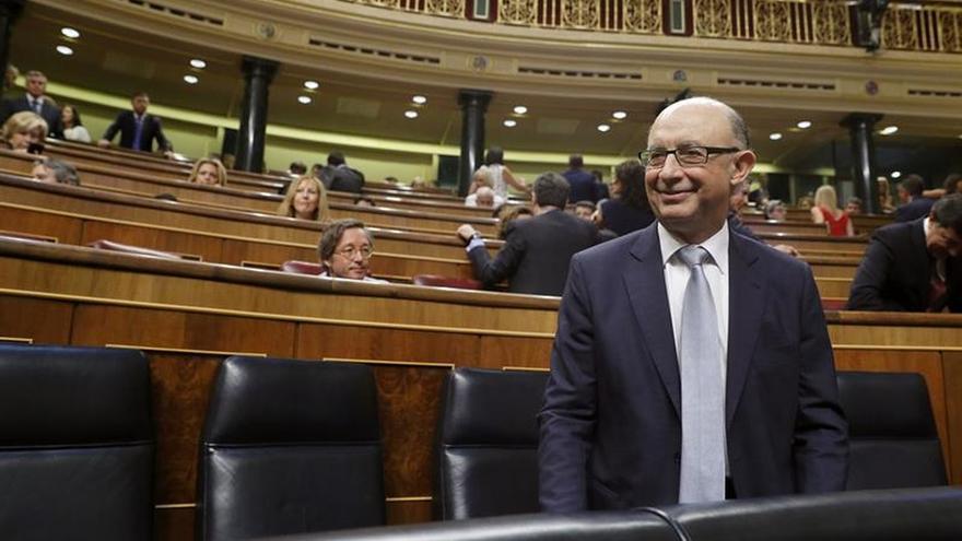 PP confía en PSOE, Cs y Podemos para cambiar Ley de Estabilidad en favor CCAA