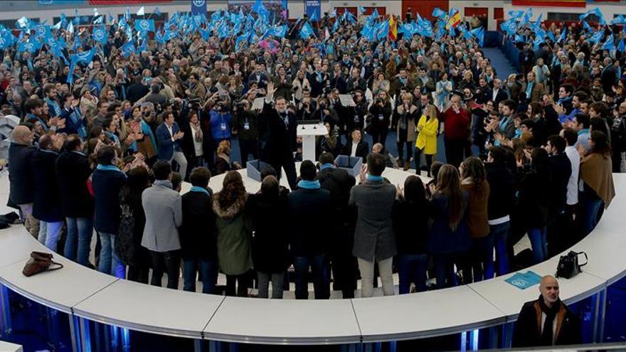 Experiencia frente a cambio y renovación, ejes de la campaña electoral española