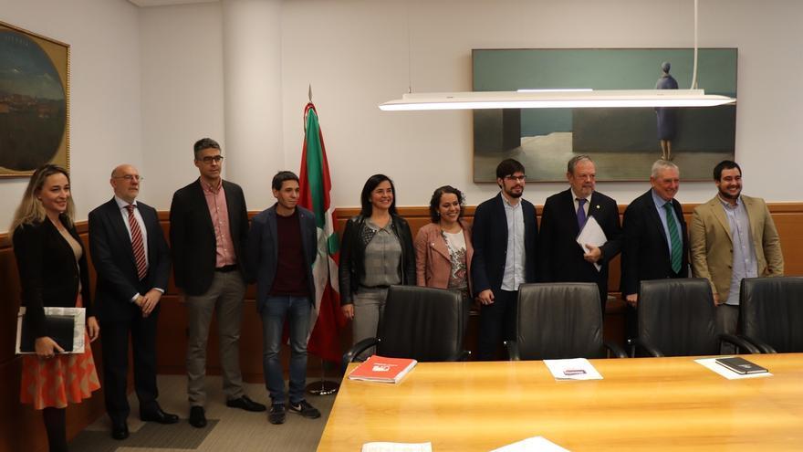 Gobierno Vasco alcanza un acuerdo presupuestario para 2020 con Elkarrekin Podemos