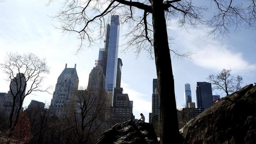 Un herido por una explosión en el principal parque de Nueva York