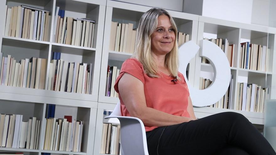 Raquel Martí, directora ejecutiva de la Agencia de la ONU para los Refugiados de Palestina (UNRWA)