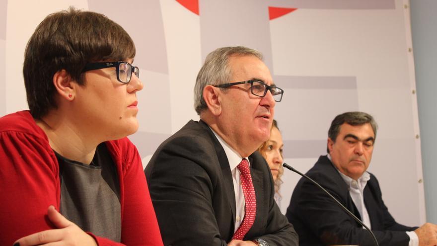 González Tovar, Secretario General del PSRM-PSOE y candidato a la presidencia de la Región de Murcia / PSS