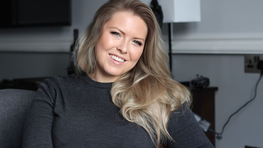 Lisa Marie Husby, superviviente del atentado cometido en la isla de Utoya, Noruega.