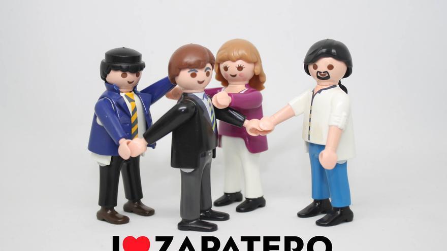 I love Zapatero