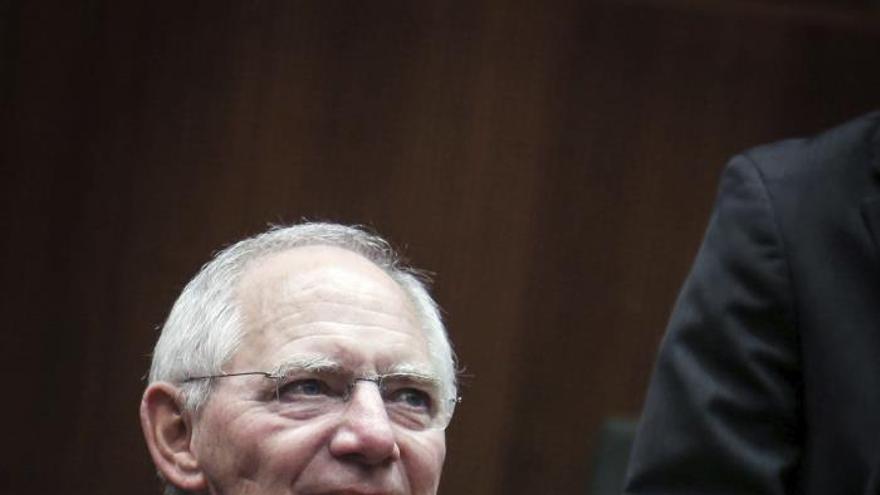 El ministro de Finanzas alemán dice que la eurozona no ha superado la crisis