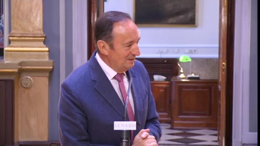 """Sanz sobre Barberá: """"Me hubiera gustado que se hubiera ido del Senado, pero es una decisión personal"""""""