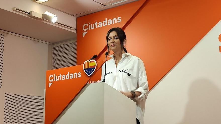 """Roldán (Cs) afirma que """"millones de catalanes sienten miedo"""" de los CDR"""