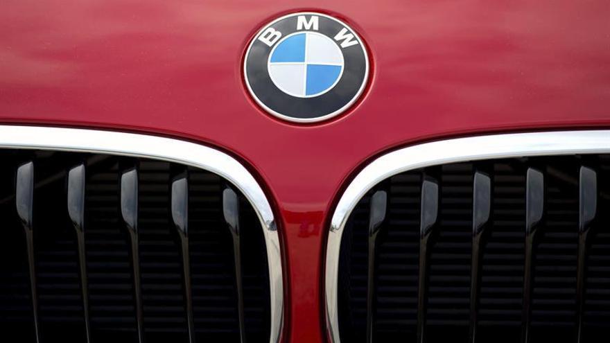 BMW sube el beneficio neto un 8,2 % en el primer trimestre