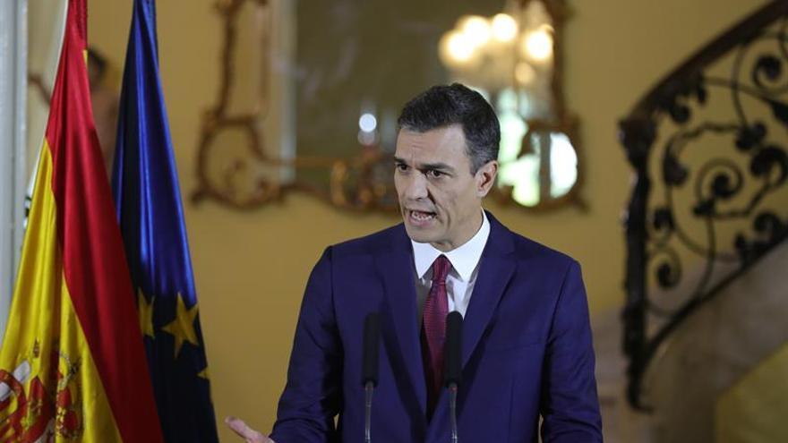 Sánchez garantiza un juicio justo a independentistas y rechaza la huelga de hambre