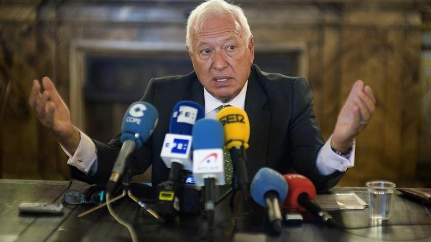 García-Margallo defiende que Soria pueda optar a un cargo en el Banco Mundial