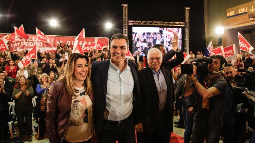 El PSOE ganaría con 26-28 escaños por 10-12 de PP, 8-9 de Cs, 7-8 de Vox y 6-9 de Unidas Podemos