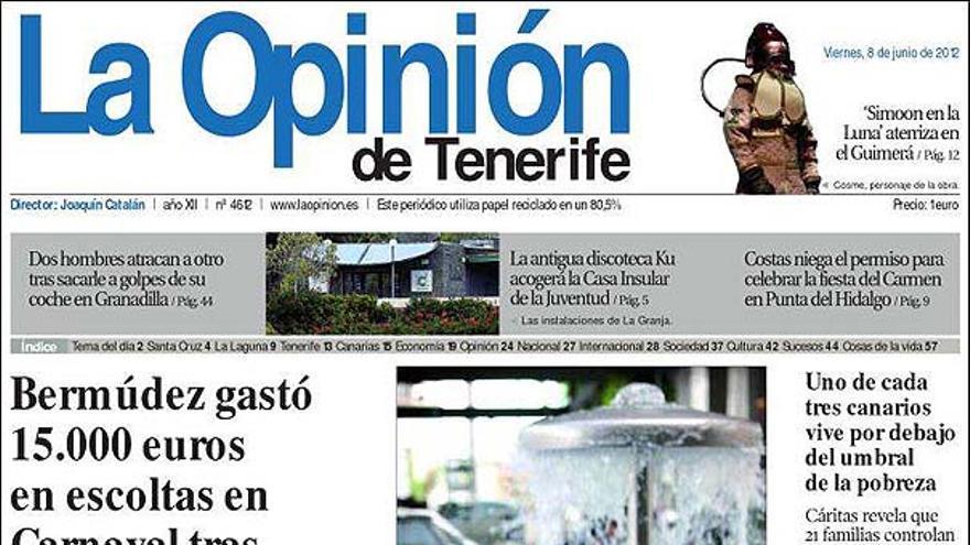 La Opinión de Tenerife