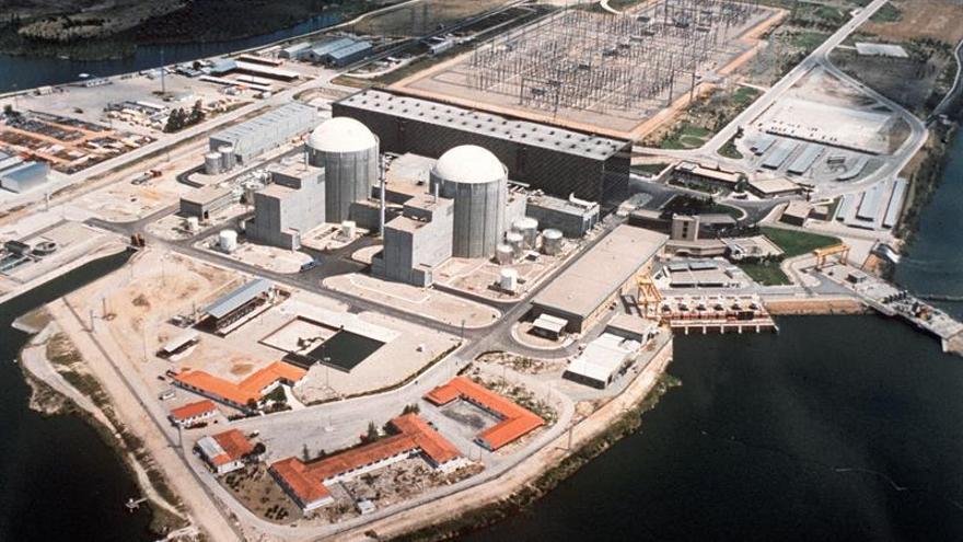 El reactor 1 de la Central Nuclear de Almaraz sufre una parada no programada