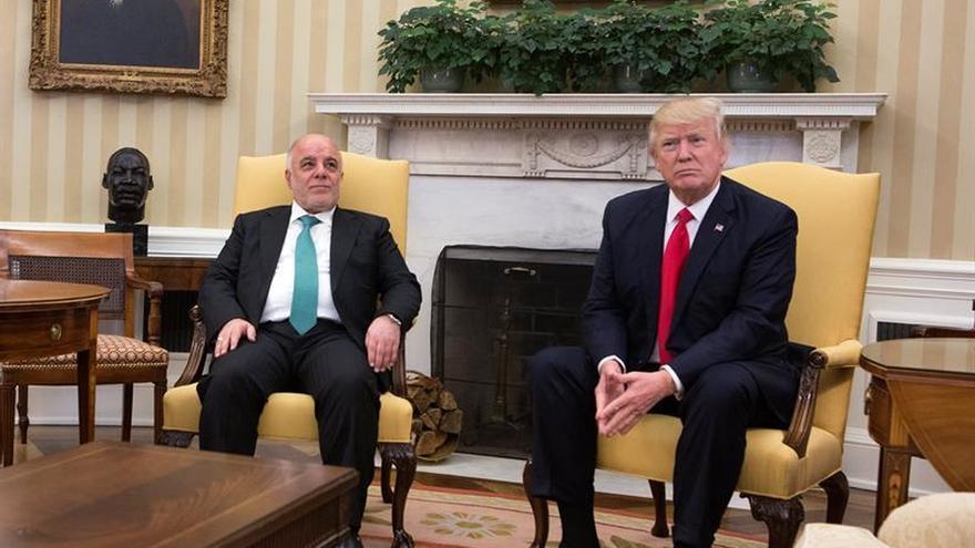 """Trump dice que Estados Unidos """"nunca"""" debió retirarse de Irak"""
