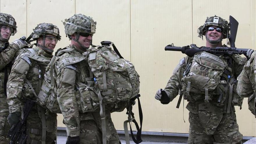 El Gobierno de EE.UU. expandirá el papel de sus tropas en Afganistán en 2015
