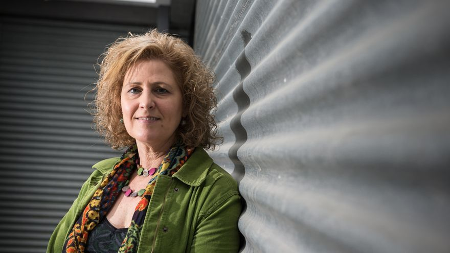 Núria Terribas es la directora de la Fundació Víctor Grífols i Lucas